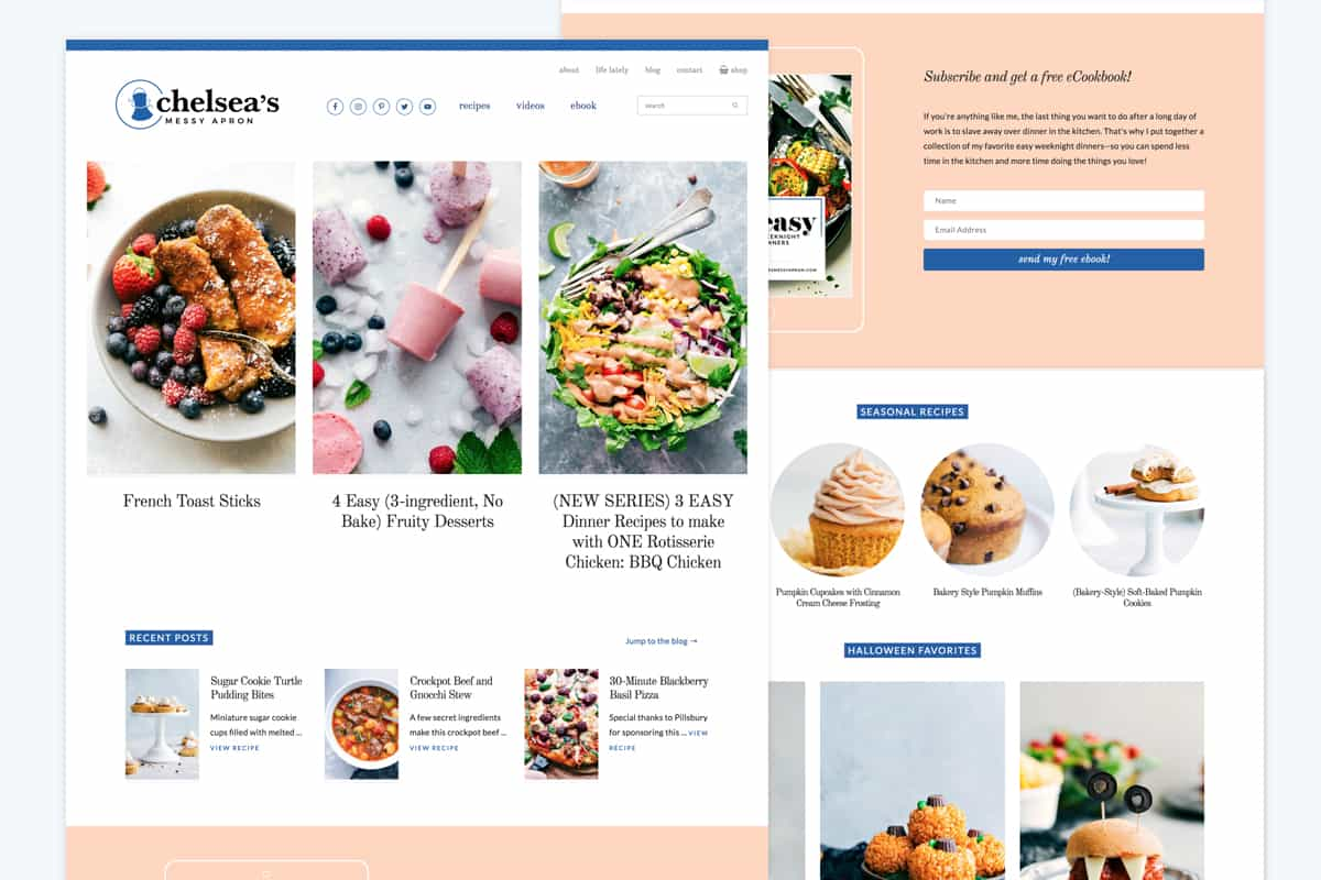 Best food blogs of 2018 feast design co chelseas messy apron top food blog forumfinder