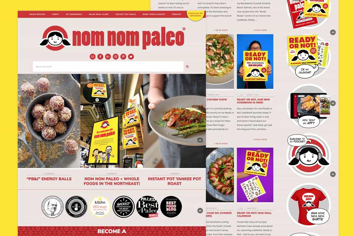 Nom Nom Paleo Top Food Blog