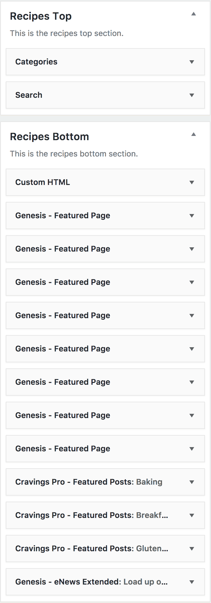 recipe index template koni polycode co