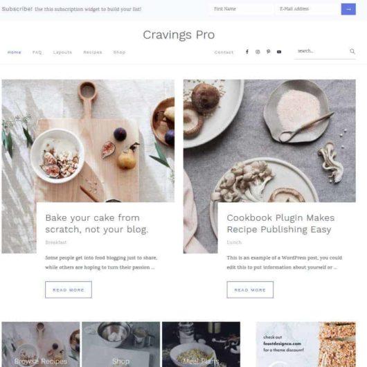 Cravings Pro Screenshot
