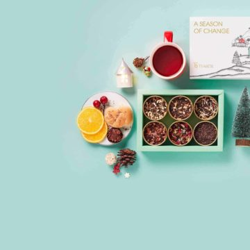 Season of Change Tea Box