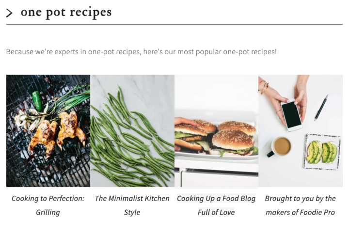 cookd pro homepage
